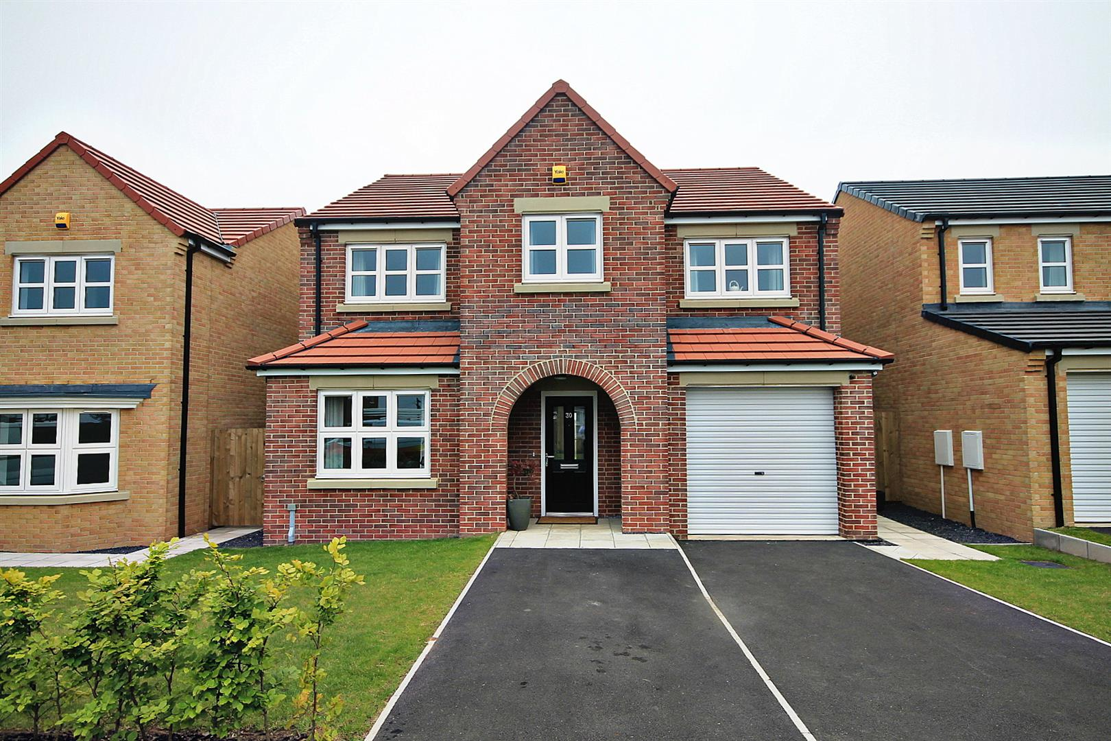 5 Bedrooms Detached House for sale in Youll Close, Thornley, Durham